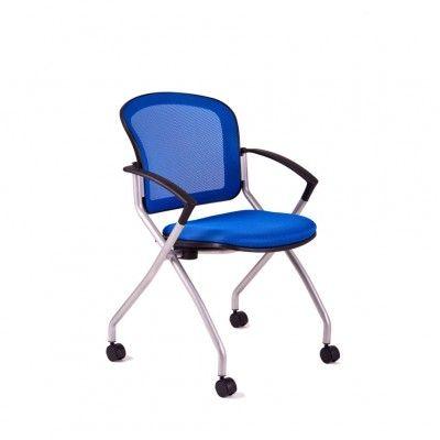 METIS - Krzesło dostawne na kółkach