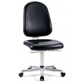 krzesło do pomieszczeń czystych sterylnych Cleanroom Plus 2/bimos/wysokie oparcie