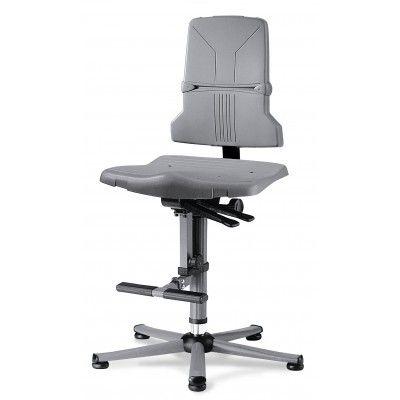 krzesło przemysłowe Sintec 3/bimos/podnóżek