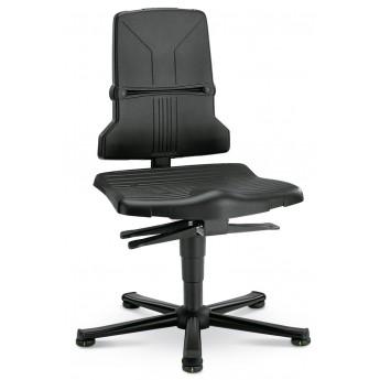 ESD krzesło przemysłowe Sintec1/bimos/stopki