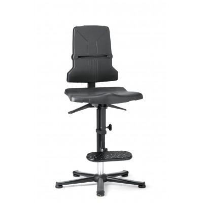 ESD krzesło przemysłowe Sintec 3/bimos/podnóżek