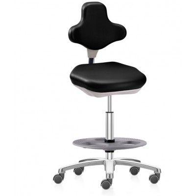 ESD krzesło laboratoryjne Labster 3