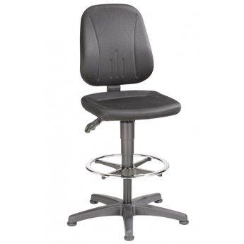 ESD krzesło Unitec 3/bimos/podnóżek