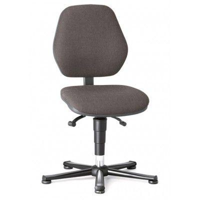 kzesło laboratoryjne Basic 1 bimos stopki