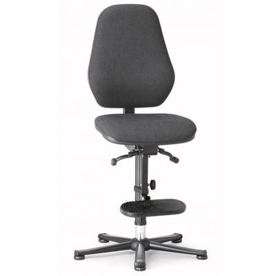 krzesło laboratoryjne Basic 3 bimos podnóżek