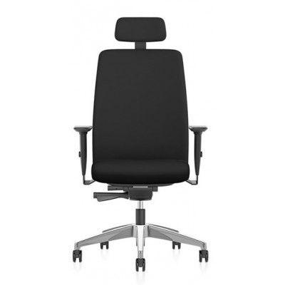 krzesło biurowe obrotowe AIMis1 Interstuhl kółka zagłówek