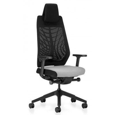 krzesło biurowe obrotowe kółka siatka  zagłówek JOYCE IS3 INTERSTUHL