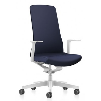 krzesło biurowe obrotowe kółka PUREis3