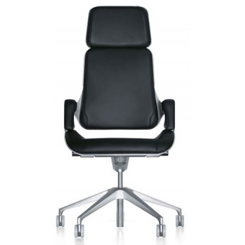 krzesło biurowe obrotowe Silver Interstuhl