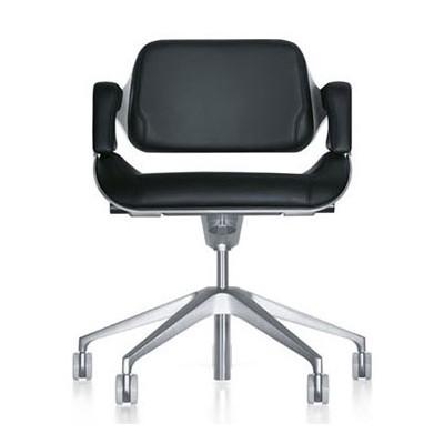 krzesło biurowe obrotowe fotel Silver Interstuhl