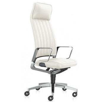 krzesło biurowe obrotowe fotel Vintage is5 zagłówek Interstuhl