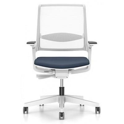 krzesło biurowe obrotowe siatka MOVY is3 Interstuhl
