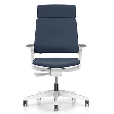 krzesło biurowe obrotowe zagłówek Movy is3