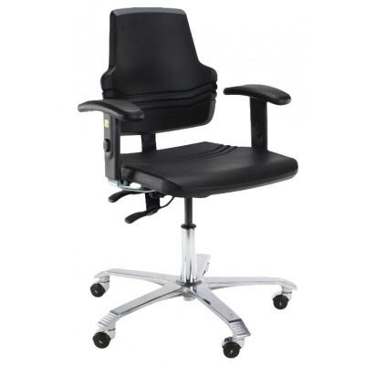 ESD krzesło przemysłowe laboratoryjne cleanroom Score At Work 4400