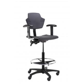 krzesło przemysłowe warsztatowe Score Spirit 1502