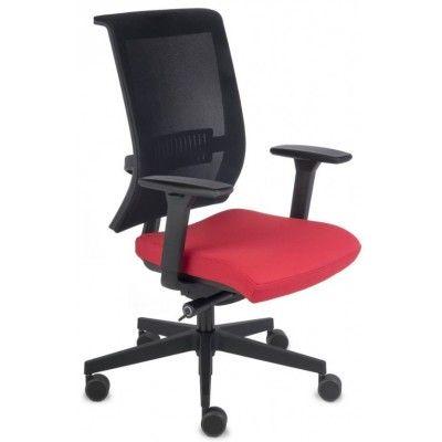 krzesło biurowe obrotowe LEVEL siatka