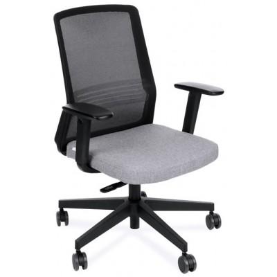 krzesło biurowe obrotowe COCO siatka podłokietniki